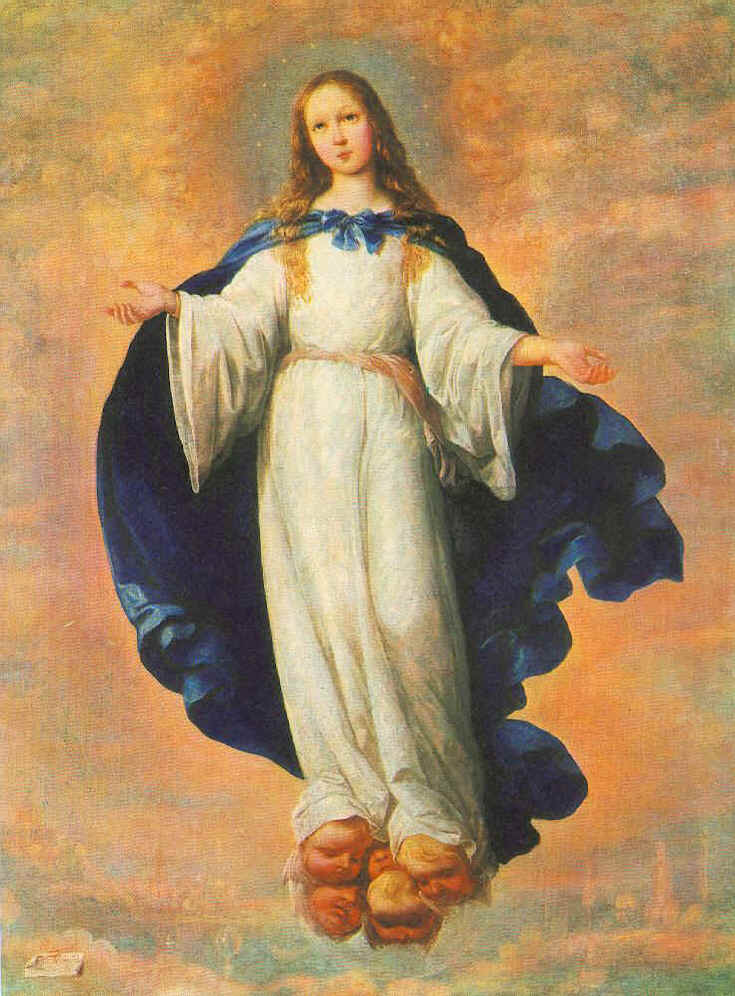 Holy Day of Obligation - Immaculate Conception of the Blessed Virgin Mary